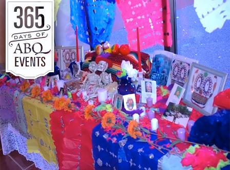 Exhibition: Dia de los Muertos Altars - VisitAlbuquerque.org