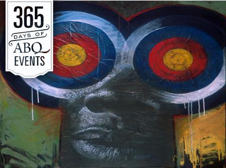 Exhibition: Floyd D. Tunson-Son of Pop - VisitAlbuquerque.org