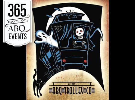 ABQ Trolley of Terror Tour - VisitAlbuquerque.org
