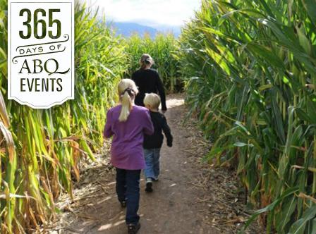 Wagner's Farmland Experience Corrales Corn Maze - VisitAlbuquerque.org