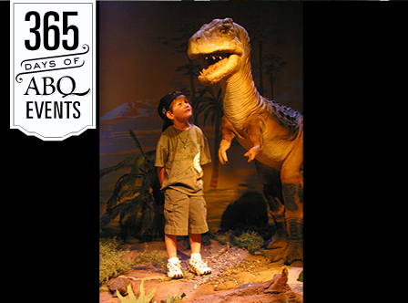 Exhibition: Baby Dinos on the Loose - VisitAlbuquerque.org