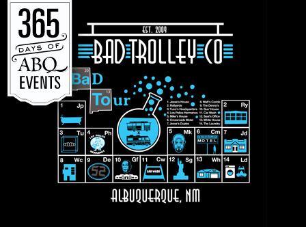 Breaking BaD Trolley Tour - VisitAlbuquerque.org