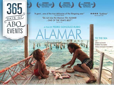 International Cinema Series: Alamar - VisitAlbuquerque.org
