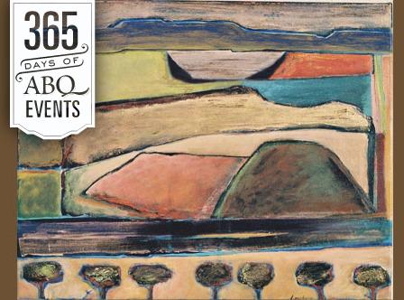 Exhibition: Reg Loving Contemporary Landscapes - VisitAlbuquerque.org