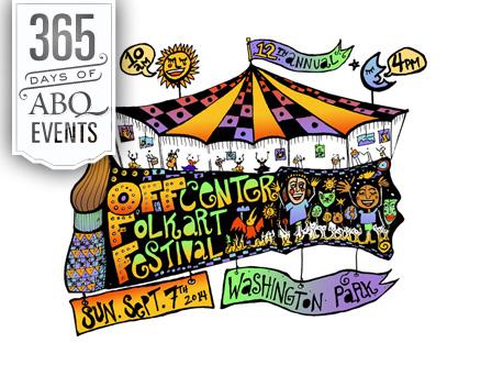 12th Annual OFFCenter Folk Art Festival - VisitAlbuquerque.org