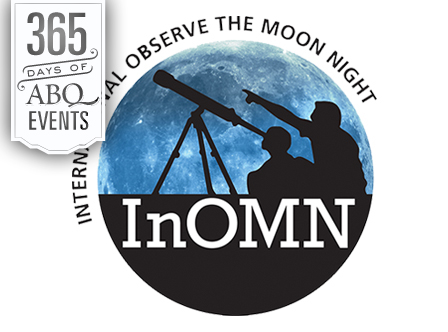 International Observe the Moon Night - VisitAlbuquerque.org
