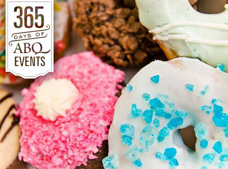 Rebel Donut Dash - VisitAlbuquerque.org