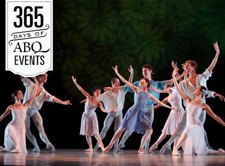 Ballet Pro Musica Festival Performance: Jalisco Ballet of Mexico - VisitAlbuquerque.org