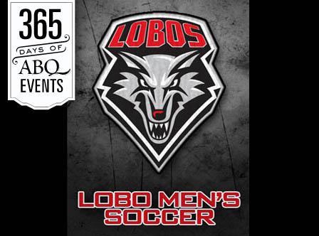 Lobo Men's Soccer - VisitAlbuquerque.org