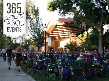Summer Nights Concert Series - VisitAlbuquerque.org
