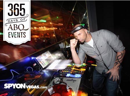 Vegas Nights Featuring DJ Greg Lopez - VisitAlbuquerque.org