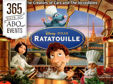 Summer Movie Series: Ratatouille - VisitAlbuquerque.org