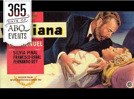 European Classics Film Series: Viridiana - VisitAlbuquerque.org