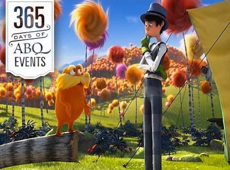 Summer Movie: The Lorax - VisitAlbuquerque.org