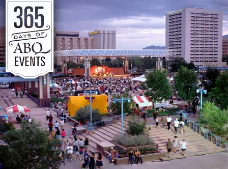 Shakespeare on the Plaza: Romeo and Juliet - VisitAlbuquerque.org