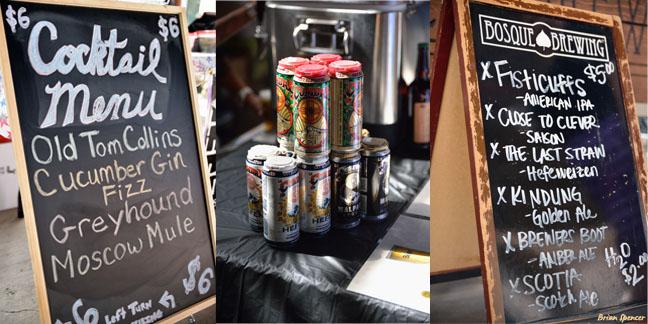 The Yards Craft Beer Premier - Brian Spencer