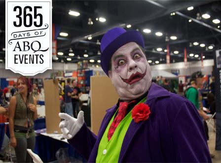 Albuquerque Comic Expo - VisitAlbuquerque.org