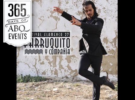 Farruquito y Campania - VisitAlbuquerque.org