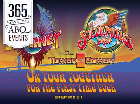 Journey & Steve Miller Band - VisitAlbuquerque.org