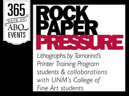 Rock Paper Pressure - VisitAlbuquerque.org