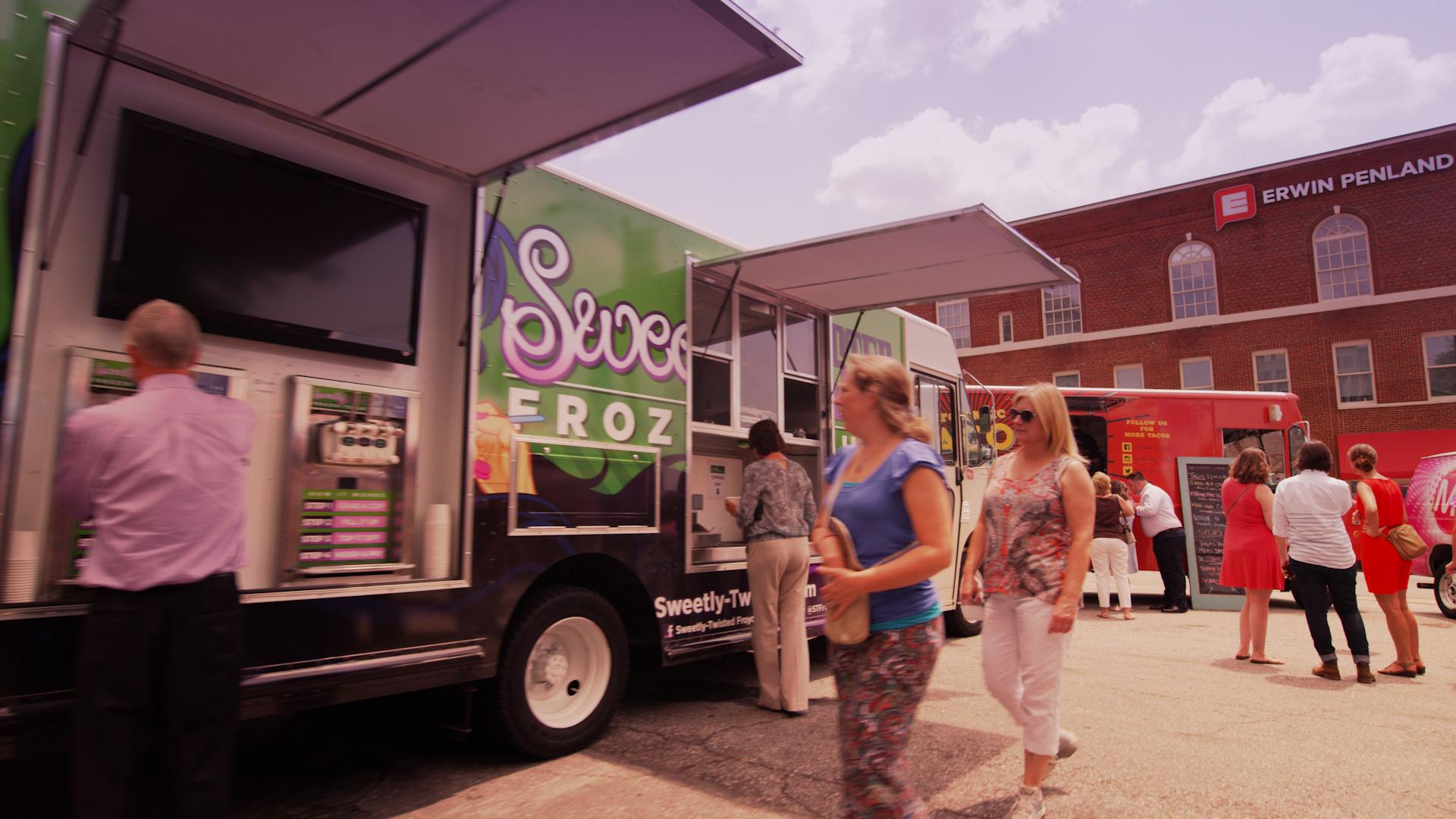 Food Trucks Visitgreenvillesc