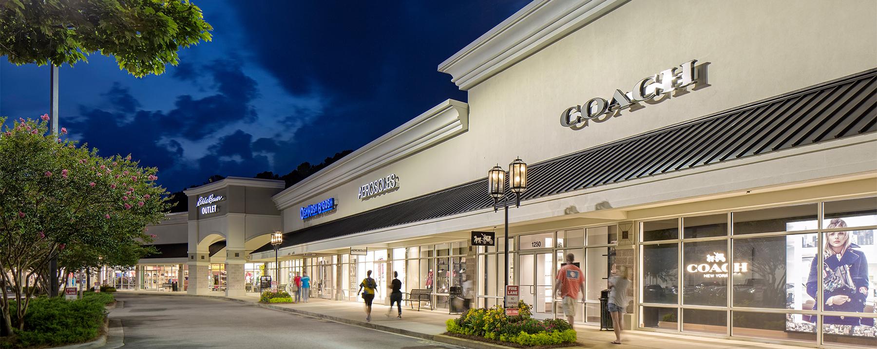 Shopping|Carolina Premium Outlets, Smithfield NC