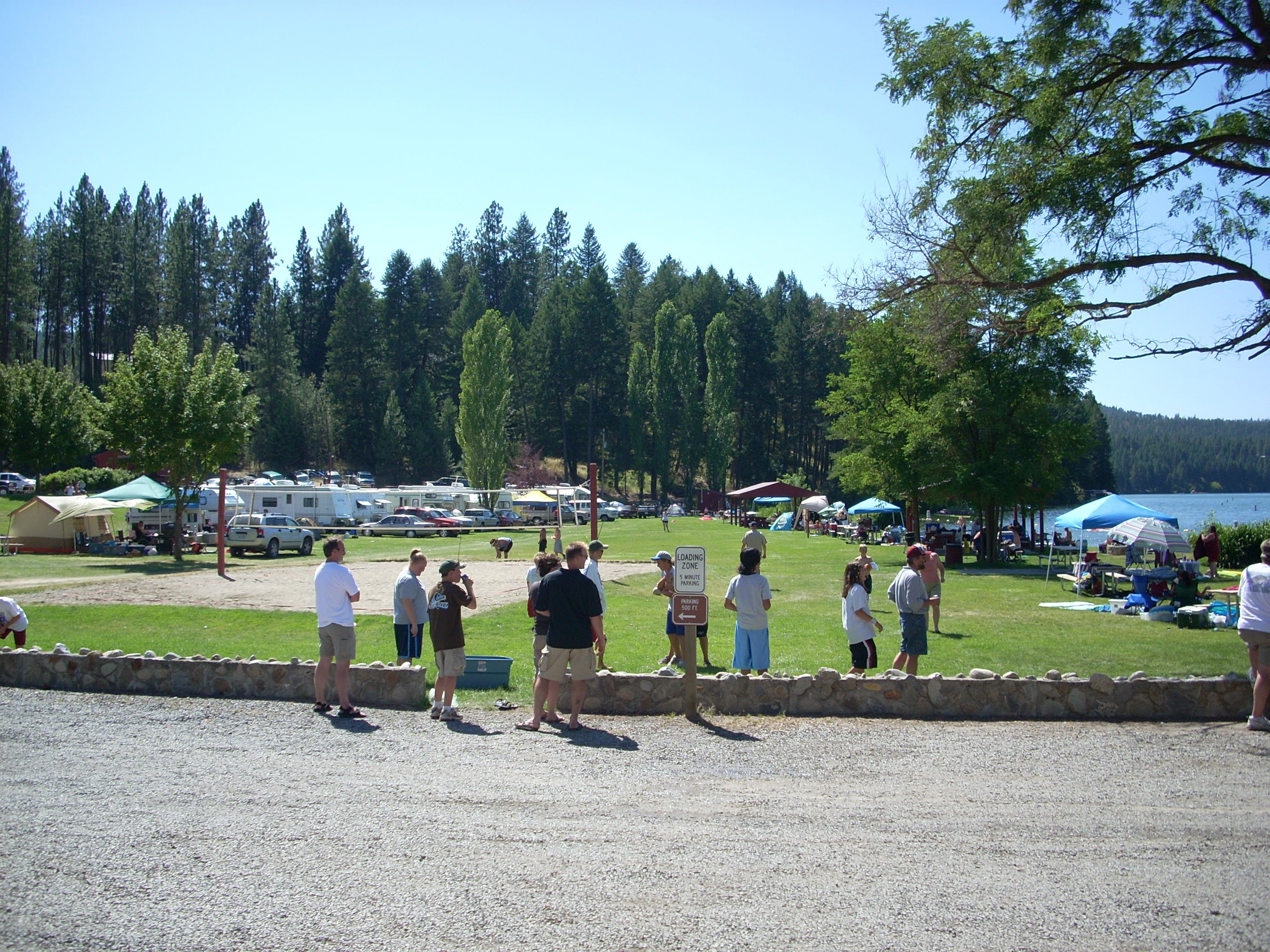Rv Resorts Campgrounds In Spokane Wa Trip Planning