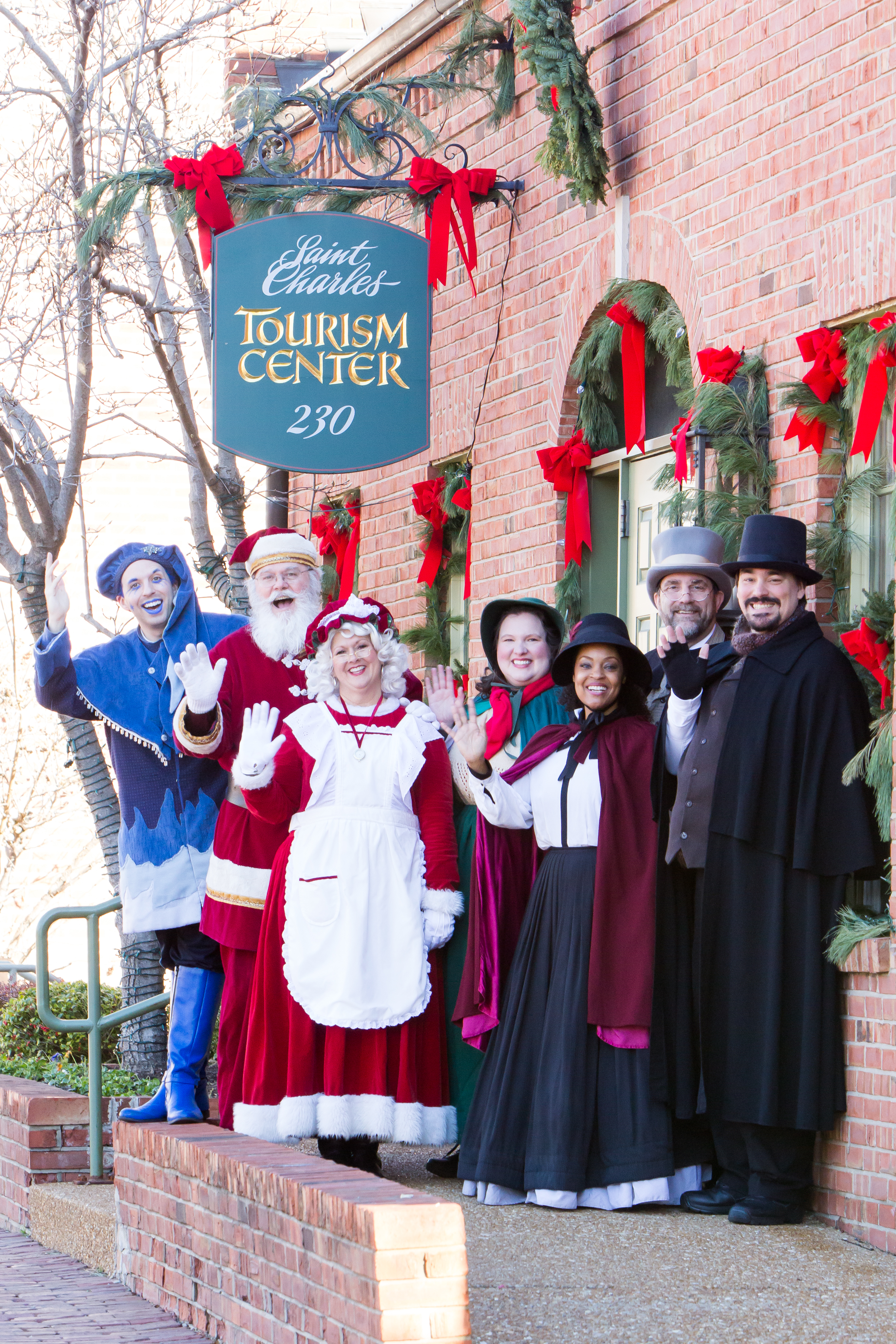 St Charles Christmas Traditions 2019 Character Auditions | St. Charles Christmas Traditions