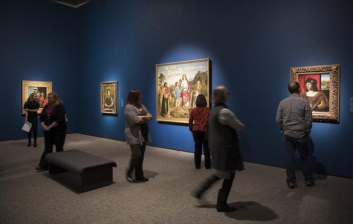 Exhibition: Glory of Venice: Renaissance Paintings 1470–1520