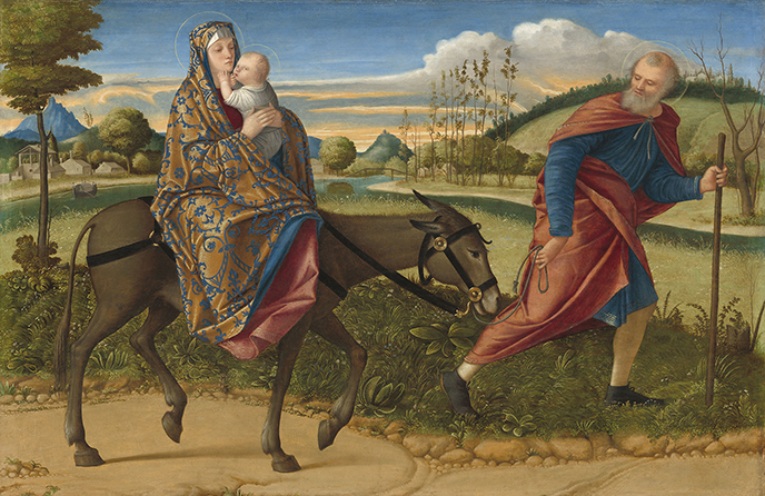 Exhibition: Glory of Venice: Renaissance Paintings 1470–1520