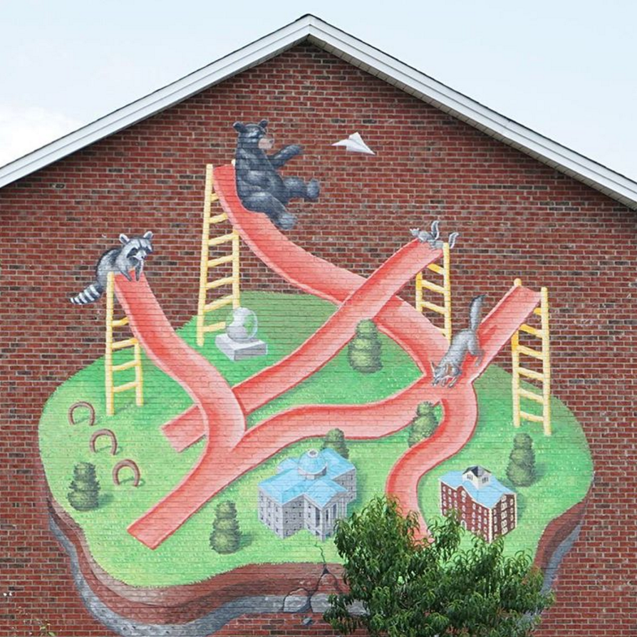 Raleigh Murals Project