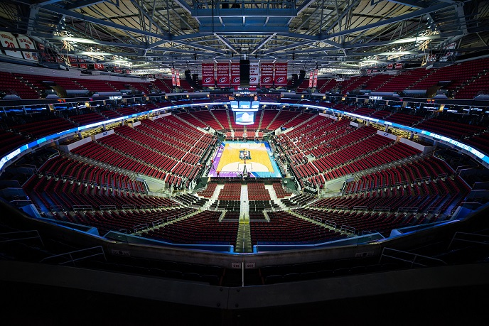 NCAA Basketball PNC Arena