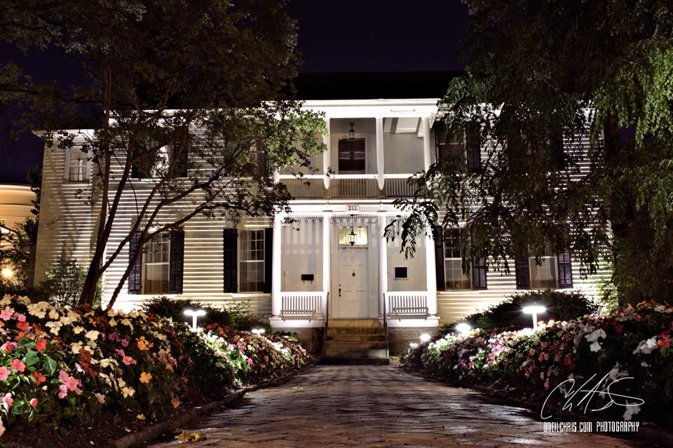 Haywood Hall House And Gardens