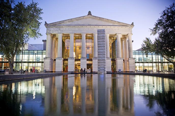Memorial Auditorium at Duke Energy Center for the Performing Arts