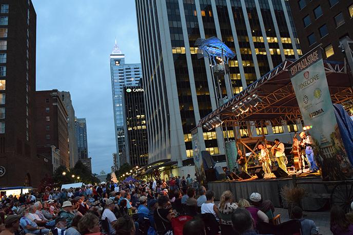 PNC presents Wide Open Bluegrass