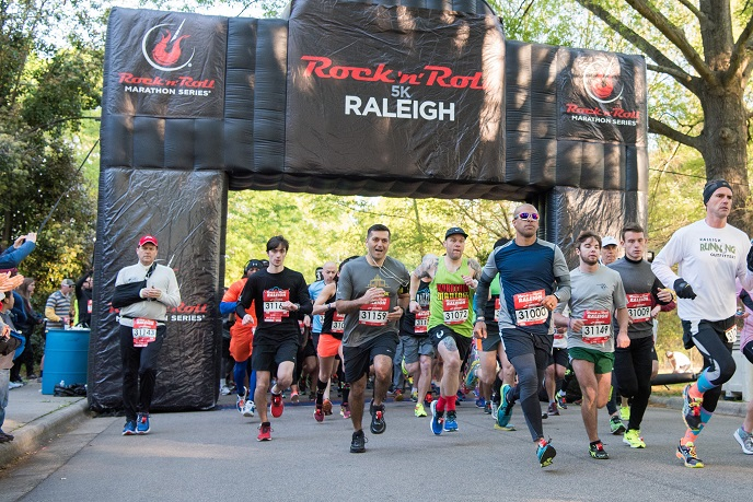 Inaugural RnRRAL 5k is off
