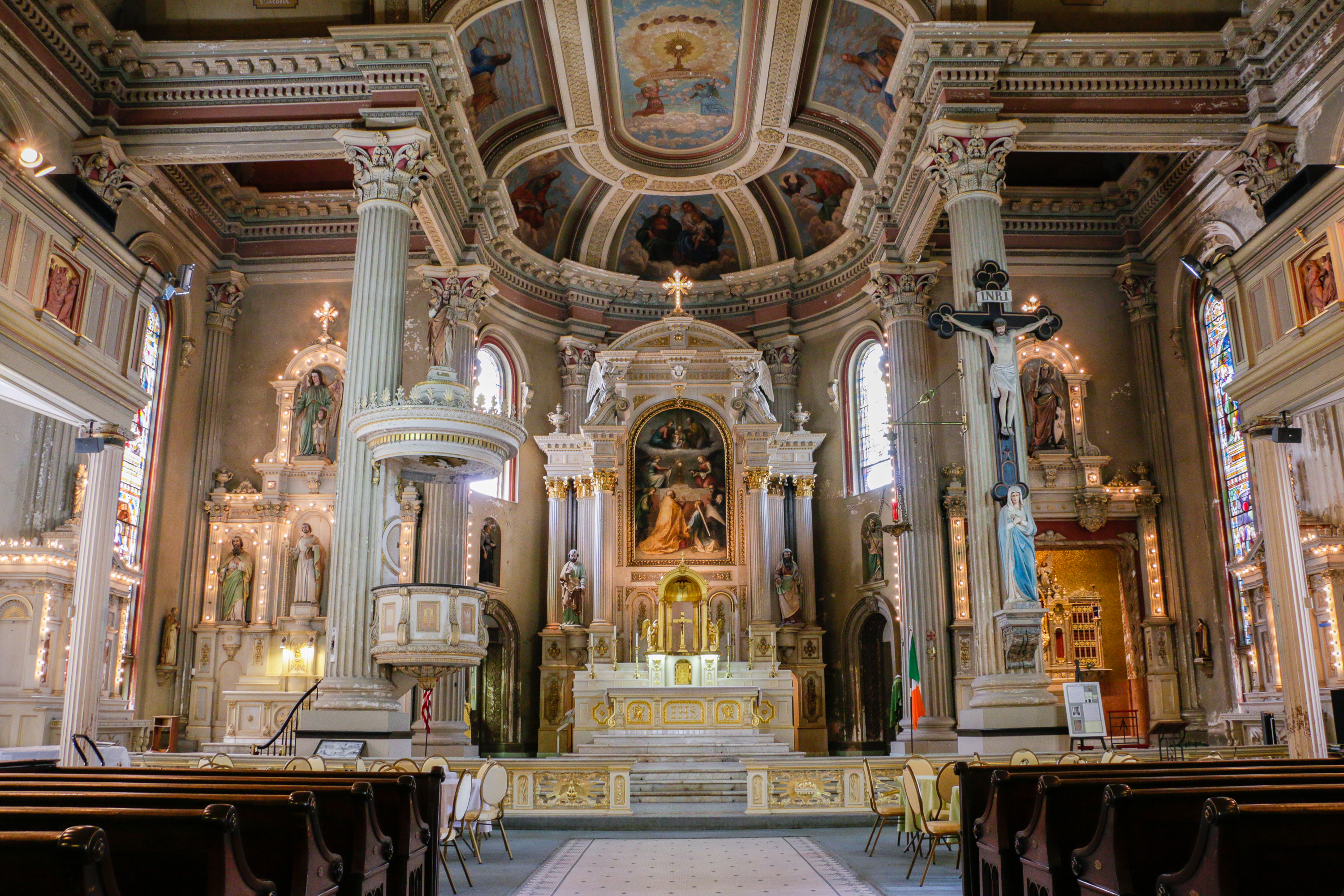 Places To Worship In New Orleans Neworleanscom