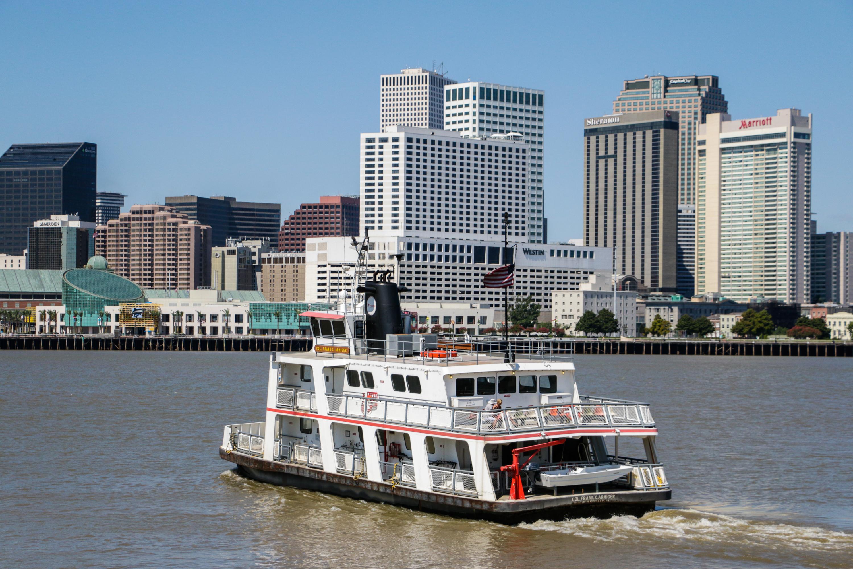 Ferries in New Orleans