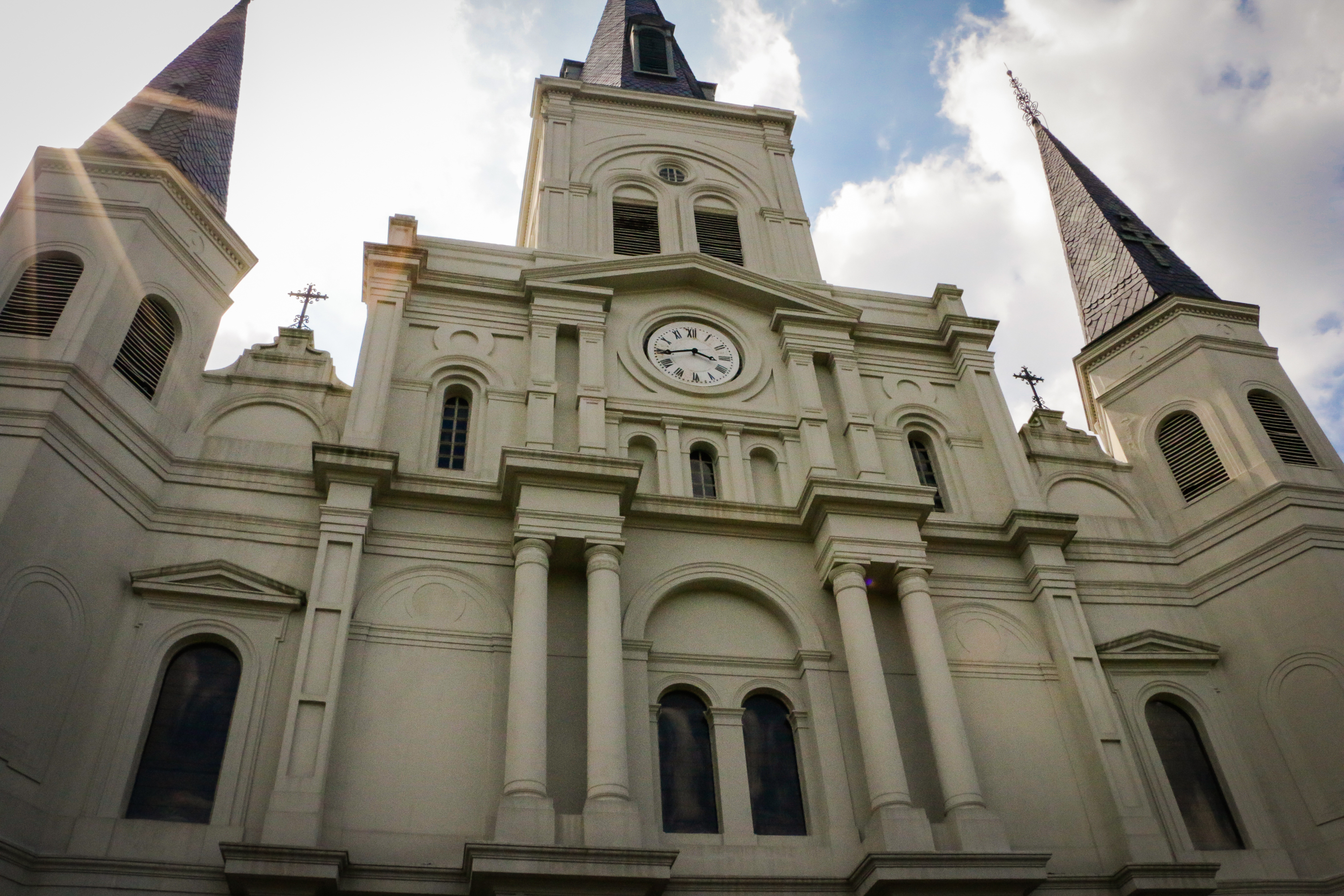 Churches in New Orleans