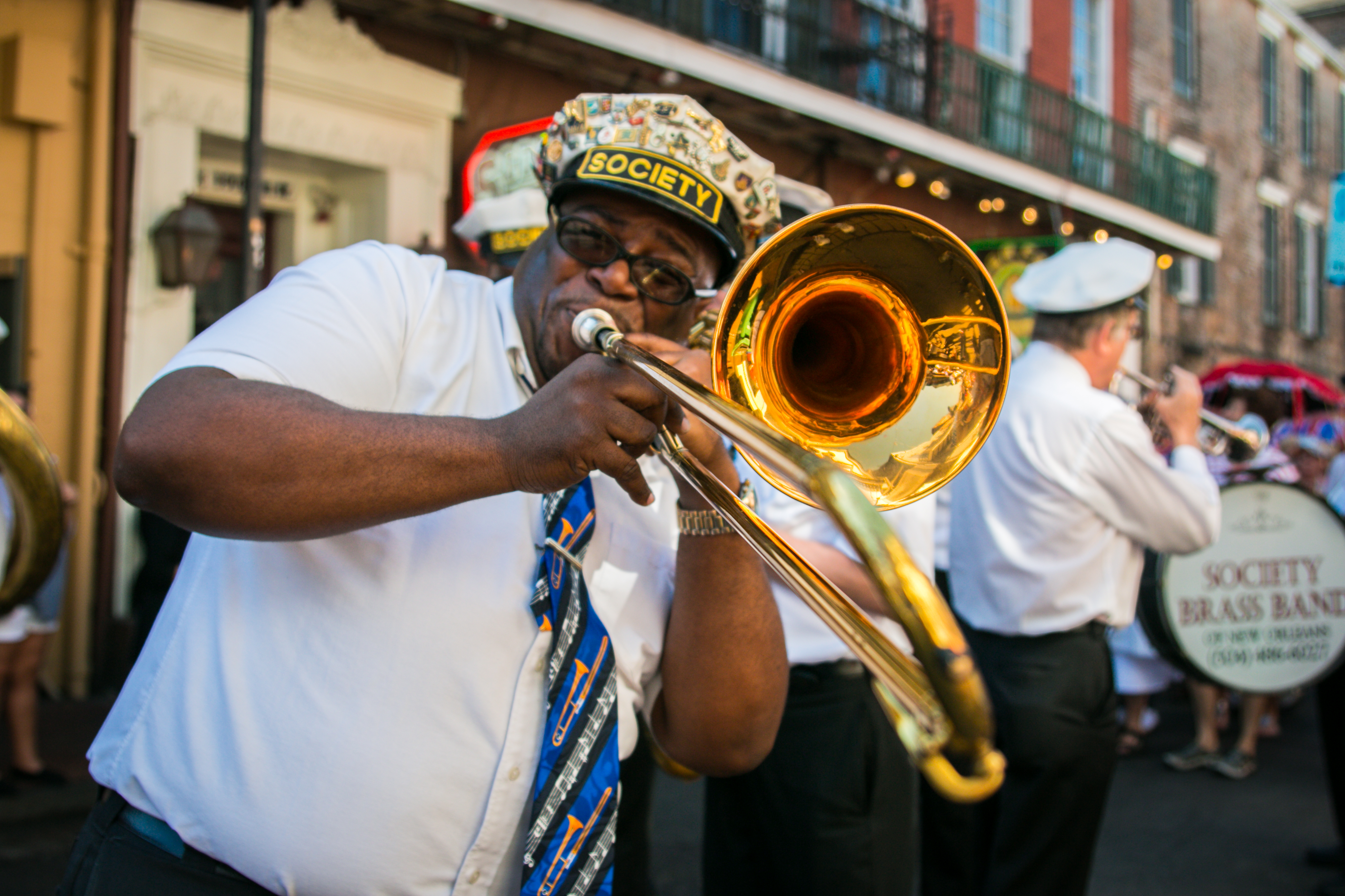 Birthplace of Jazz | New Orleans