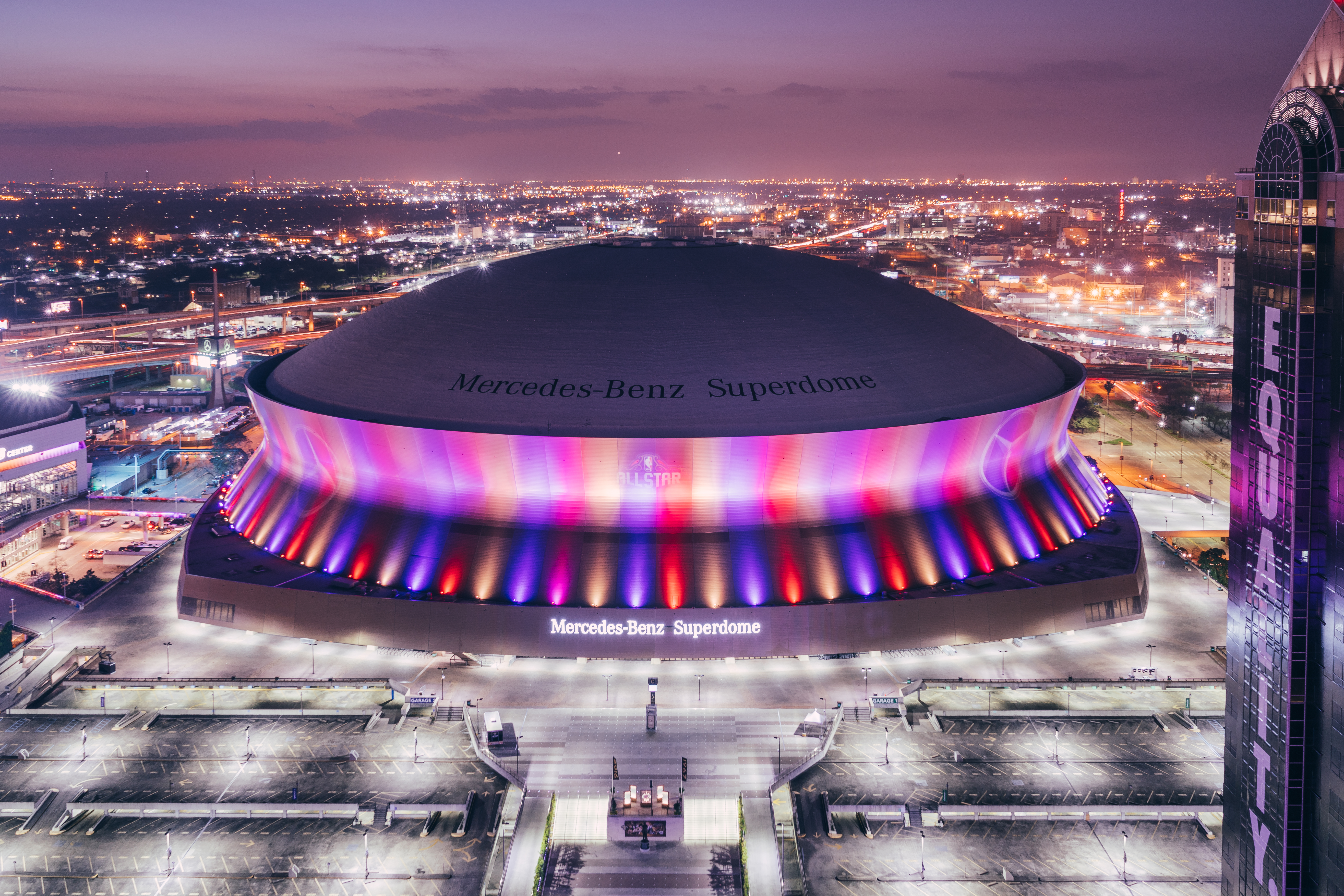New Orleans Sports Venues