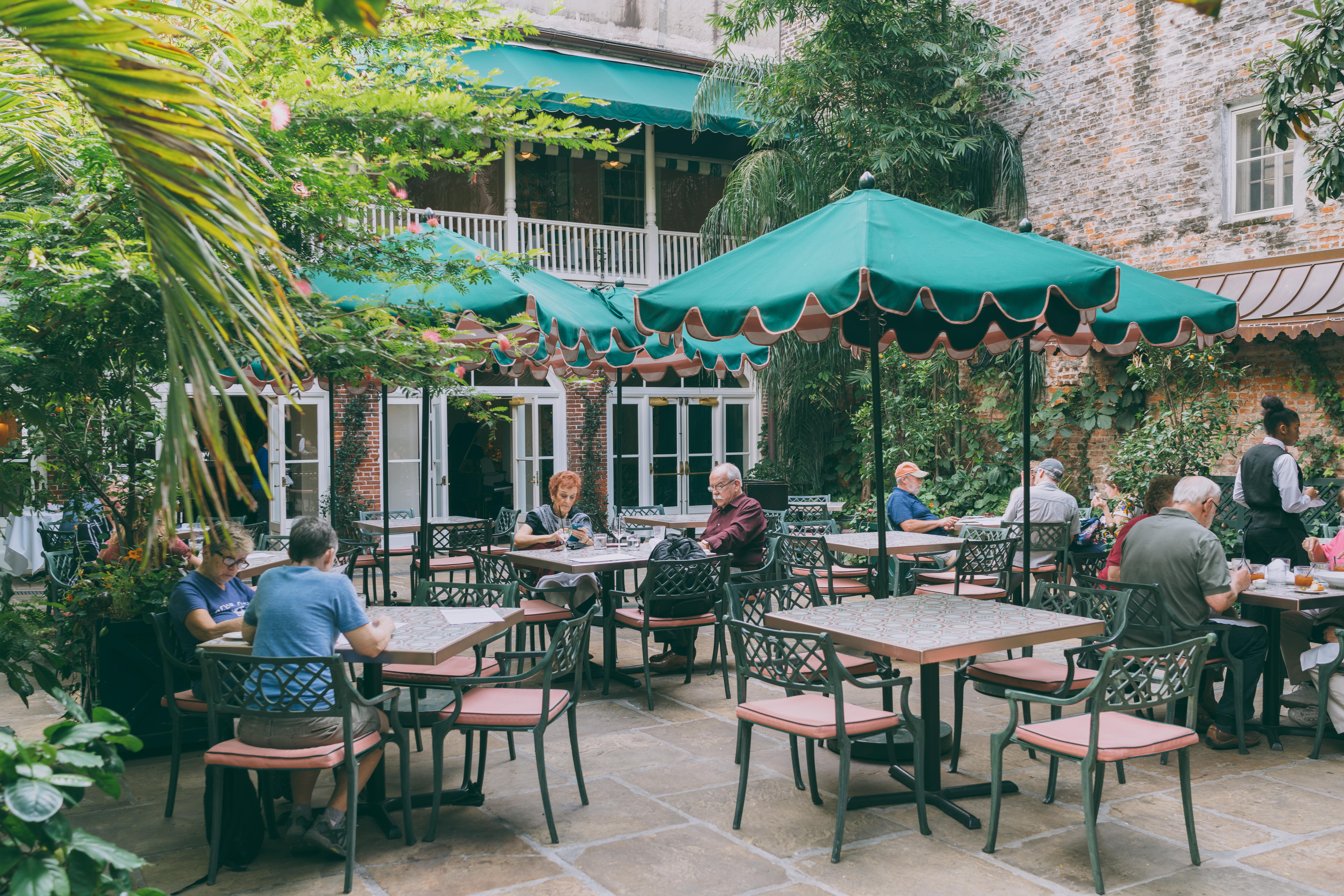 New orleans restaurants french quarter