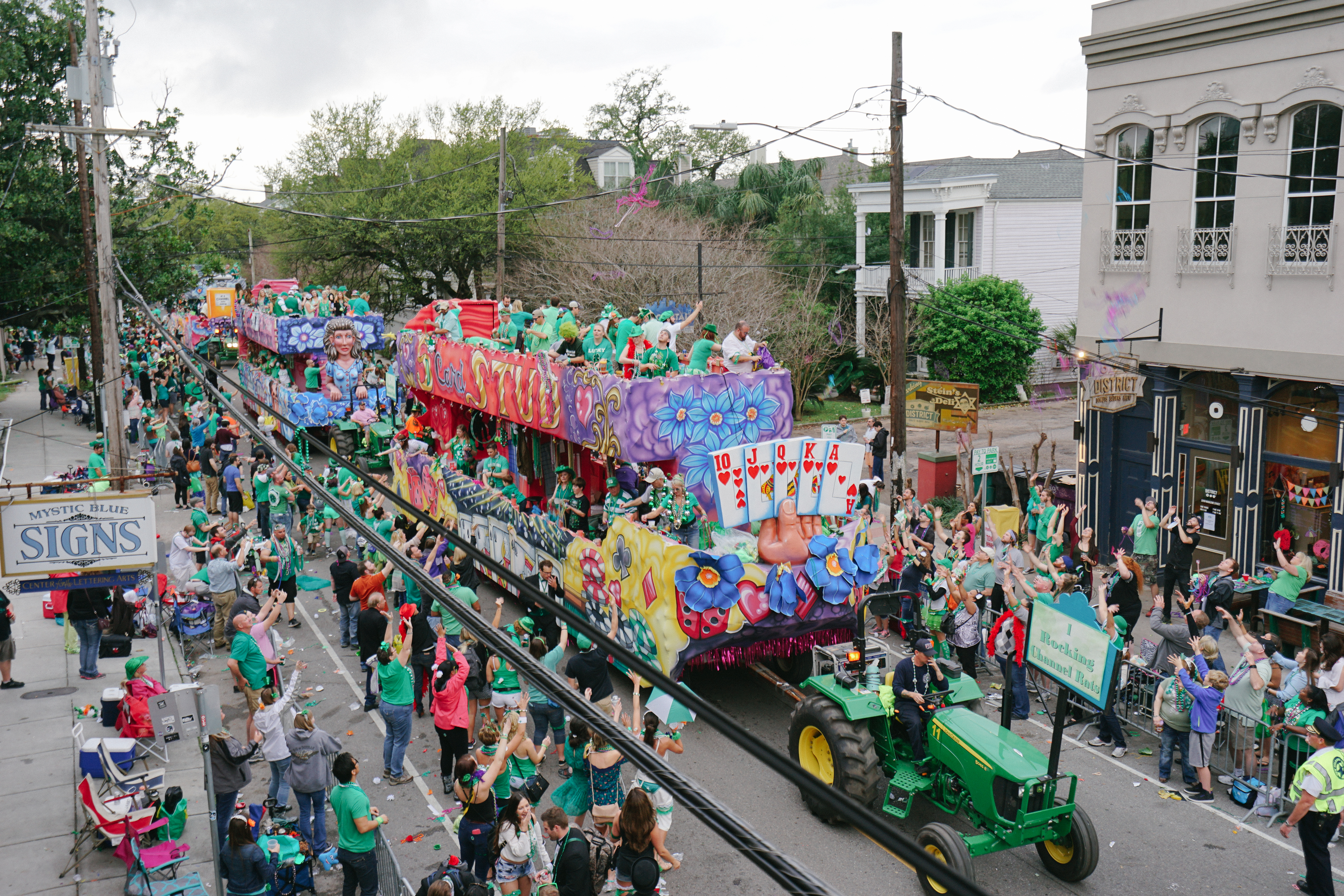 fc11fb1b5 St. Patrick's Day in New Orleans