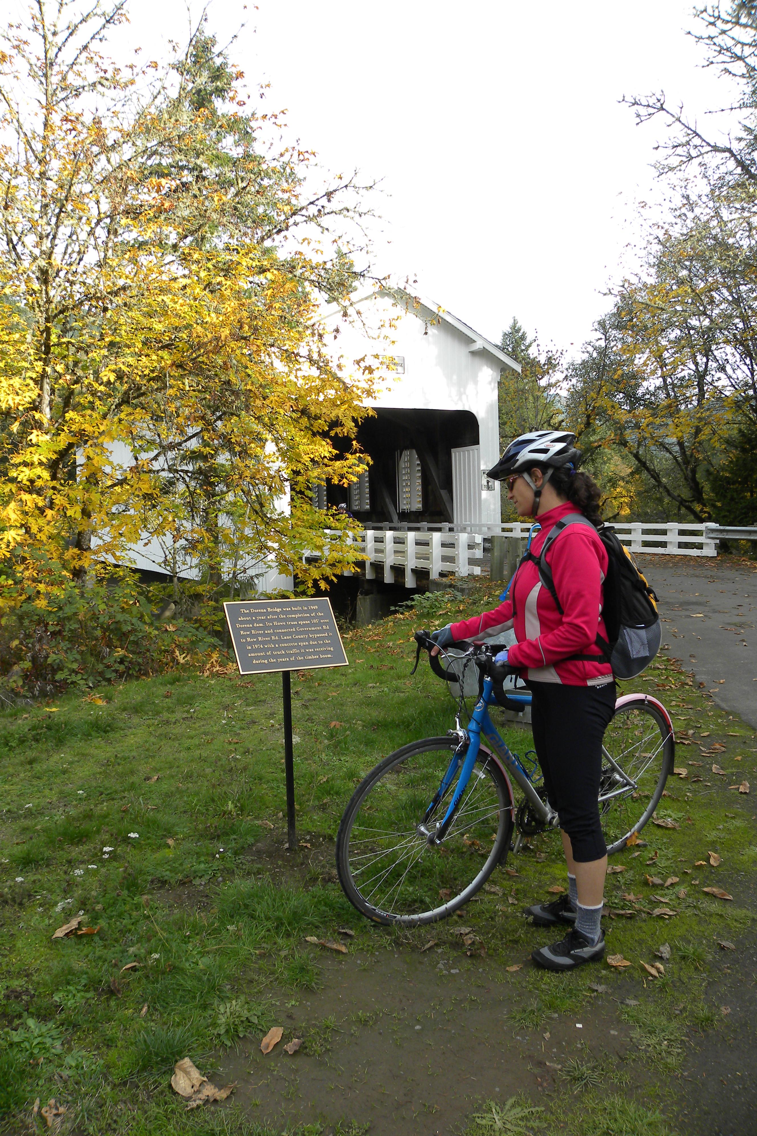 Fine Covered Bridges Scenic Bikeway Eugene Cascades Oregon Coast Interior Design Ideas Gentotryabchikinfo