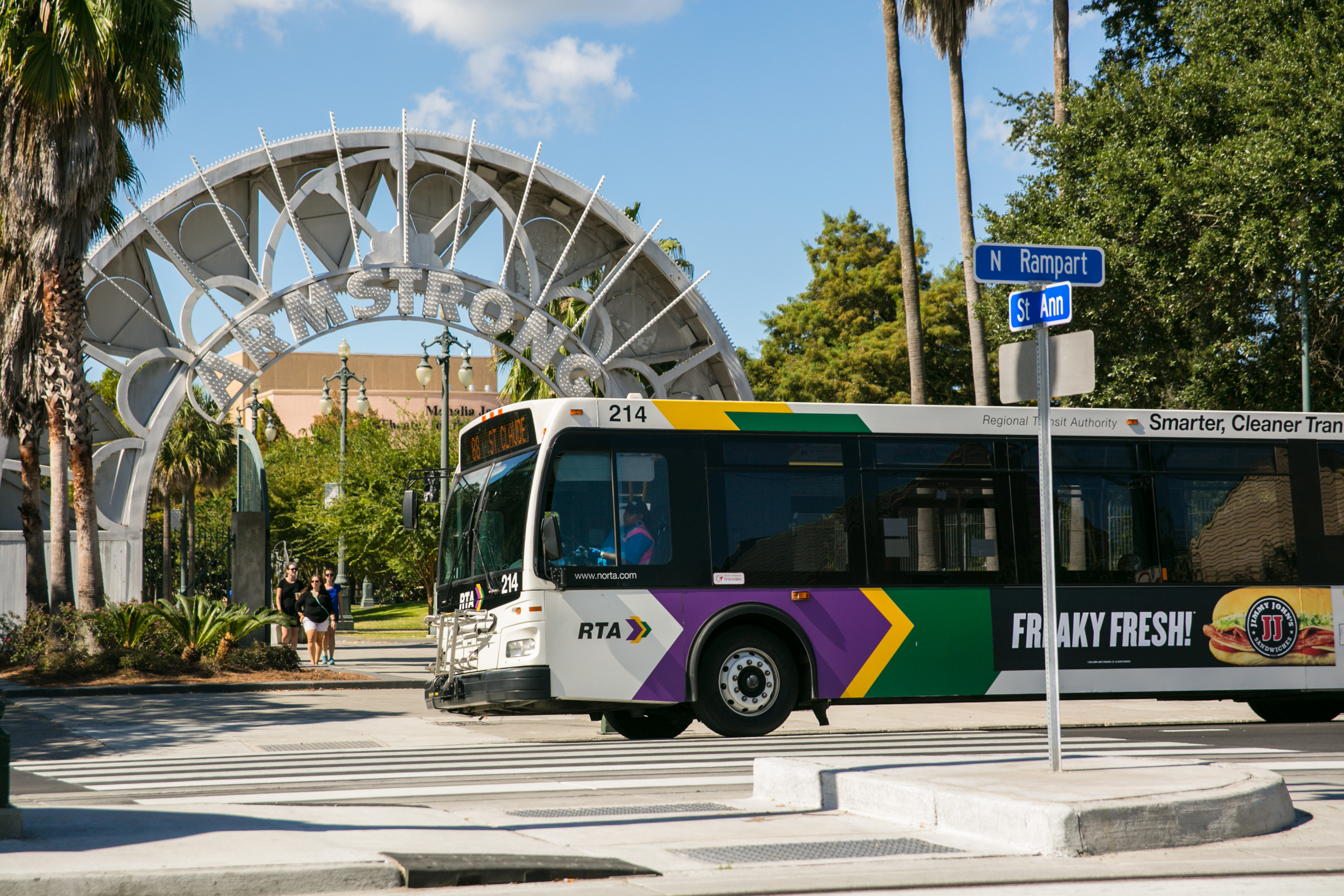RTA Bus Lines | New Orleans