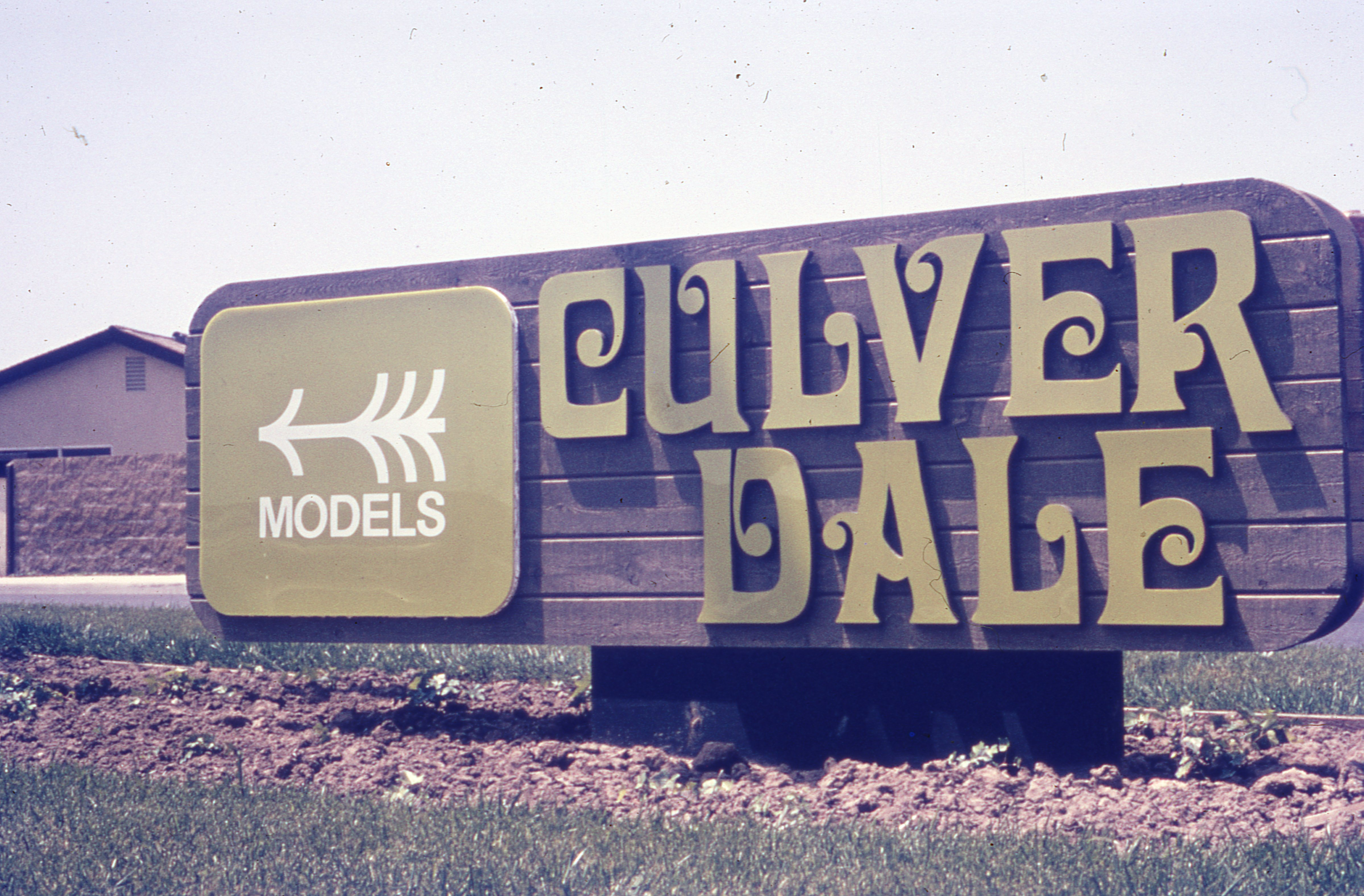 Culver Dale Sign