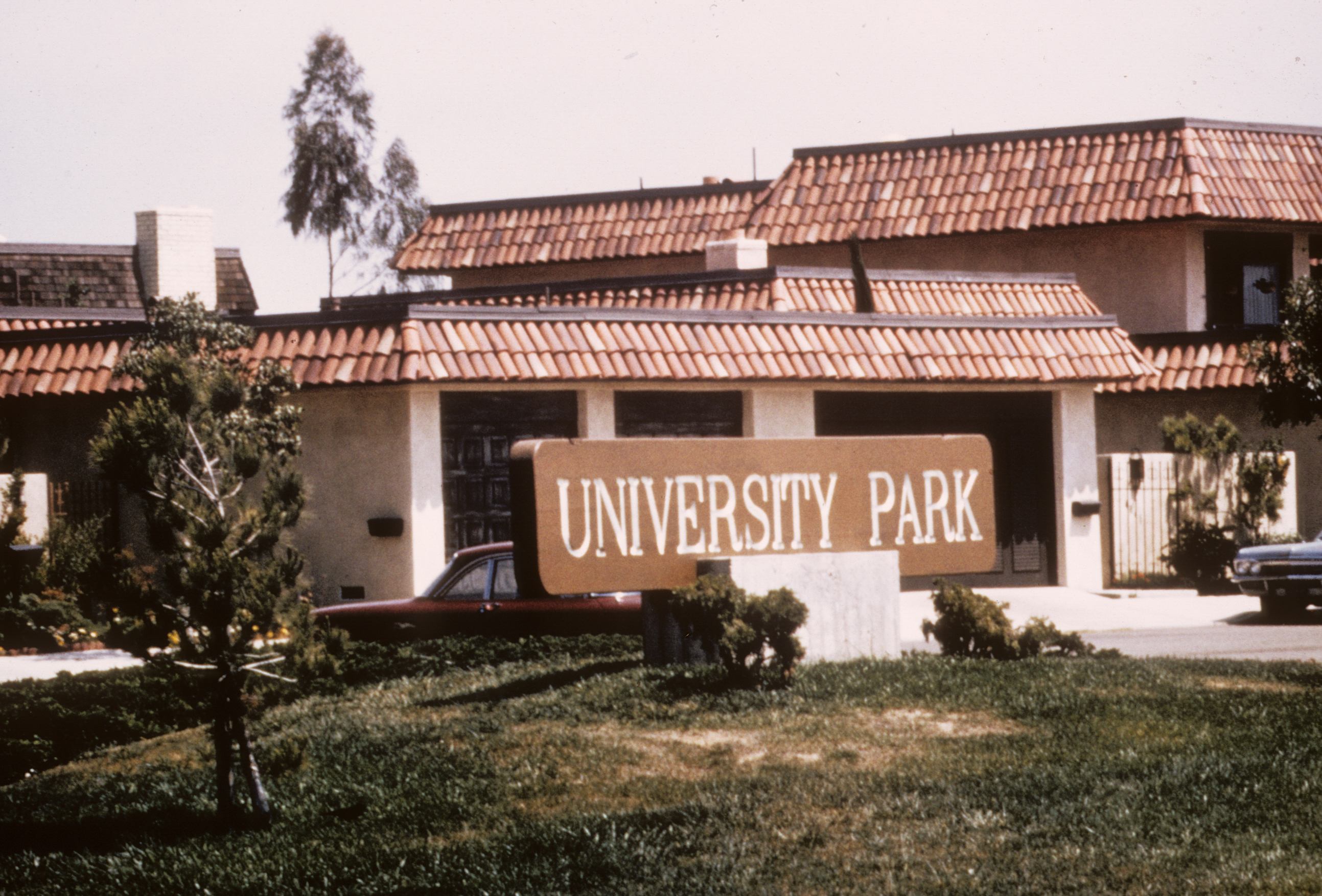 University Place Village in Irvine