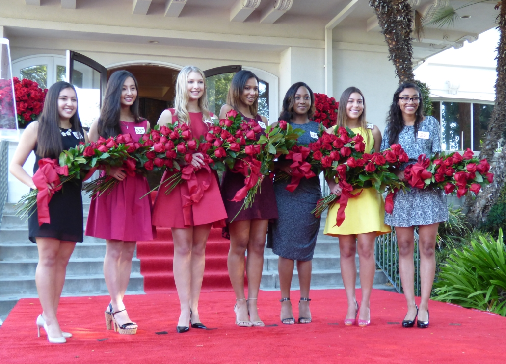 2016 Tournament of Roses Royal Court