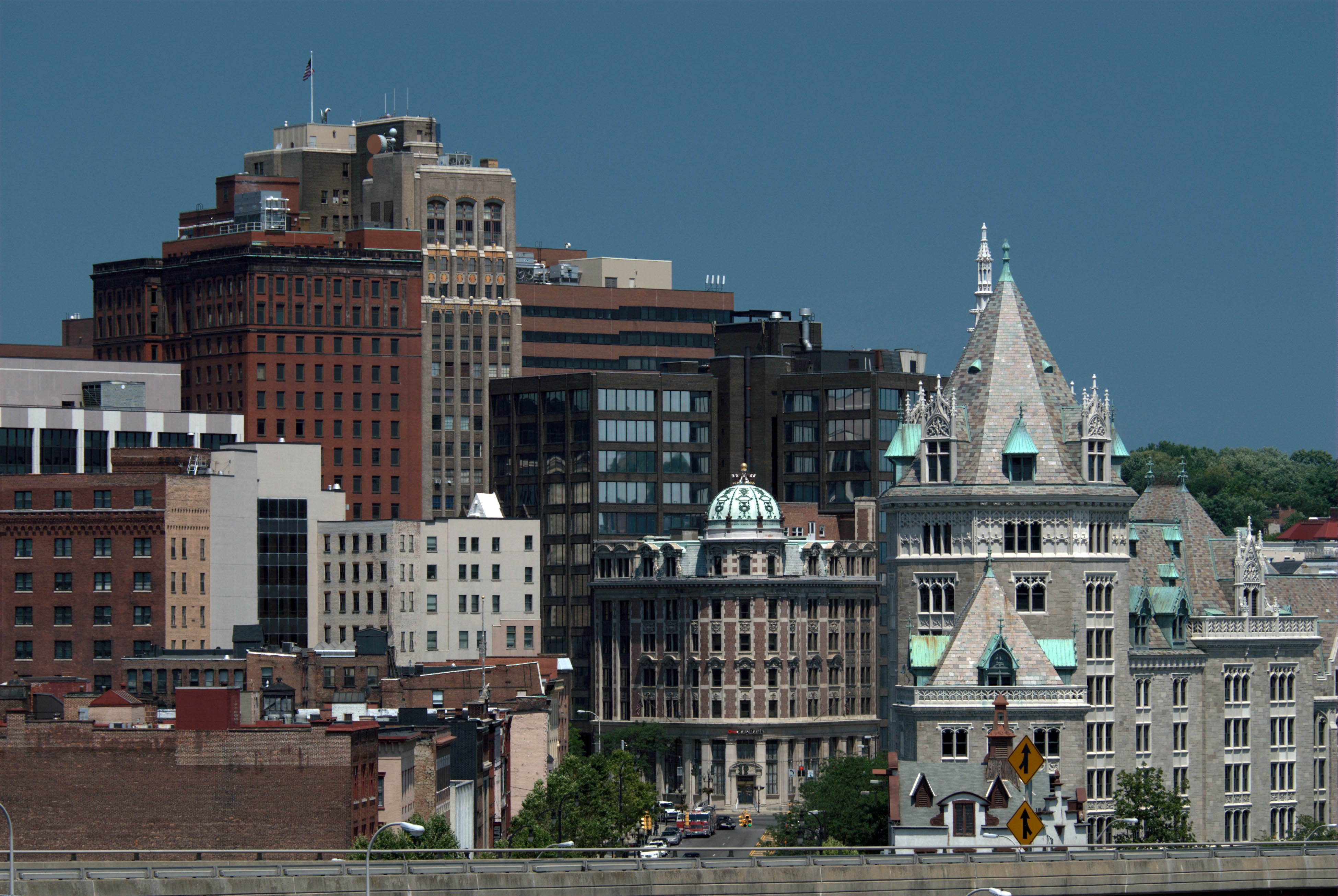 About | Downtown Albany Map
