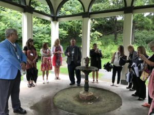 Saratoga Mineral Springs Tour